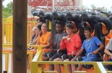 Thumbnail Nos étudiants internationaux au Parc d'attractions d'Alicante