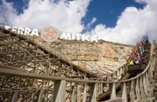 Thumbnail Les plus grandes montagnes russes en bois d'Europe