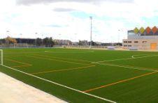 Équipements sportifs de l'ISC SPAIN pour le stage foot à Alicante