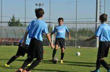 Thumbnail entraînement à l'ISC Spain