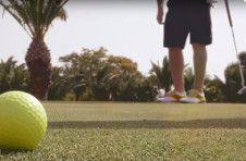 Thumbnail balle de golf