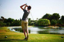 Thumbnail golfeur