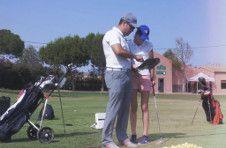 Thumbnail professeur de golf