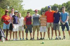 Thumbnail un groupe Golf de l'ISC Spain