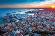 Thumbnail un couché de soleil à Alicante