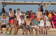 Thumbnail les étudiants internationaux de l'ISC Spain, après s'être amusé à la plage