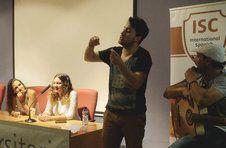 Thumbnail cours de chant avec une chanteur de flamenco à l'ISC Spain