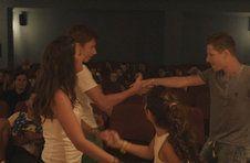 Thumbnail nos étudiants dansant lors d'un concert flamenco à l'ISC Spain