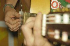 Thumbnail guitare Espagnole lors de la soirée Flamenco