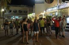 Thumbnail promenade des étudiants de l'ISC Spain à Guadalest