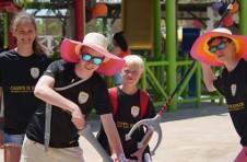 Thumbnail les étudiants de l'ISC Spain, s'amusant au parc