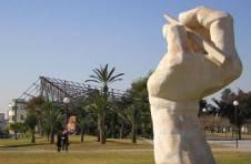 Thumbnail la Sculpture: emblème de l'université d'Alicante