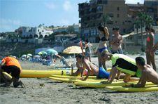 Thumbnail cours de surf par des professeurs professionnels