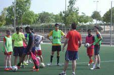 Thumbnail apprenez l'Espagnol et jouez au football dans notre camp d'été