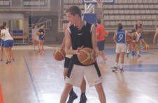 Thumbnail entraînement de Basket de nos étudiants