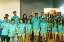Thumbnail photo de groupe de nos étudiants après un cours d'Espagnol