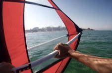 Thumbnail Cours de voile et de planche à voile dans notre colonie de vacance à Alicante