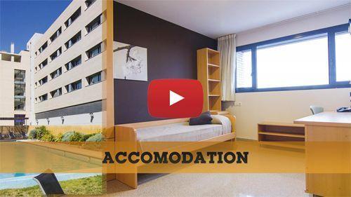 Accommodation video