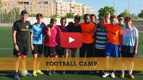 Vidéo Stage football