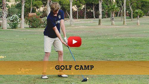Vidéo stage golf
