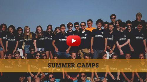 Vidéo de l'ISC Spain: Colonie de vacances