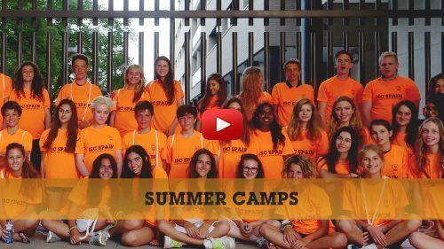 Vidéo de notre camp de vacances