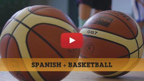Video de notre formule Espagnol + Basket-ball