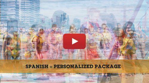 Vidéo de la formule personnalisée de l'ISC Spain
