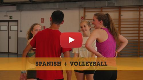 Vidéo Formule Espagnol + Volleyball